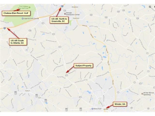 964 Highway 211, Winder, GA 30680 (MLS #6020836) :: North Atlanta Home Team