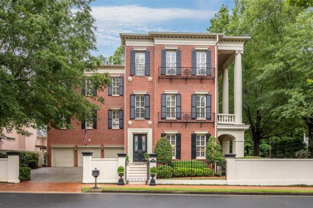 3940 The Battery, Duluth, GA 30096 (MLS #6020985) :: North Atlanta Home Team