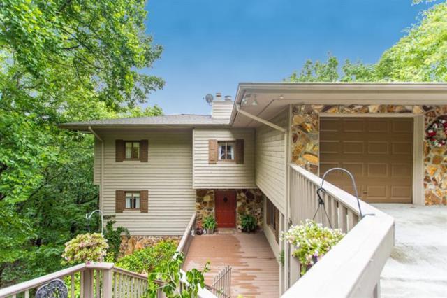 172 Little Hendricks Mountain Road, Jasper, GA 30143 (MLS #6021127) :: Five Doors Roswell | Five Doors Network