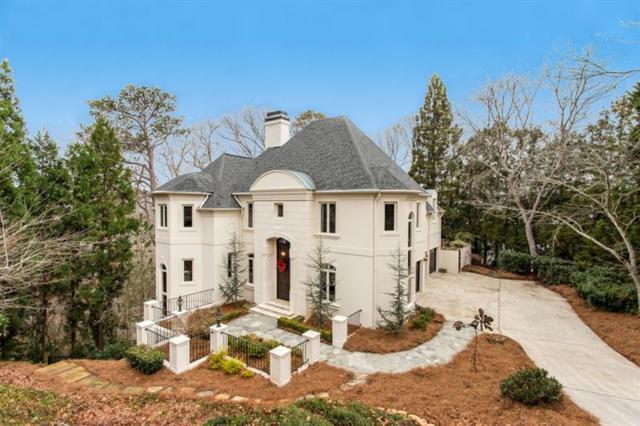 25 Pointe Ridge Drive, Atlanta, GA 30328 (MLS #6021262) :: Todd Lemoine Team
