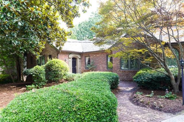 2775 N Hills Drive NE, Atlanta, GA 30305 (MLS #6021528) :: RE/MAX Paramount Properties