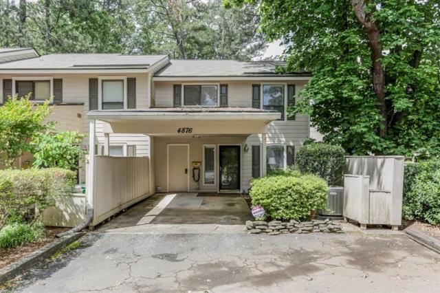 4876 Twin Lakes Trail, Dunwoody, GA 30360 (MLS #6021531) :: RE/MAX Paramount Properties