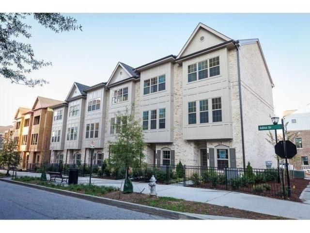 565 Broadview Place NE #47, Atlanta, GA 30324 (MLS #6021578) :: RE/MAX Paramount Properties