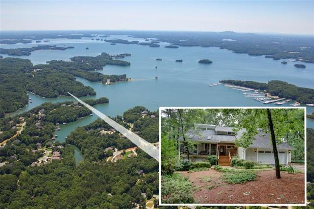 6130 N North Point Drive, Flowery Branch, GA 30542 (MLS #6021582) :: RE/MAX Paramount Properties