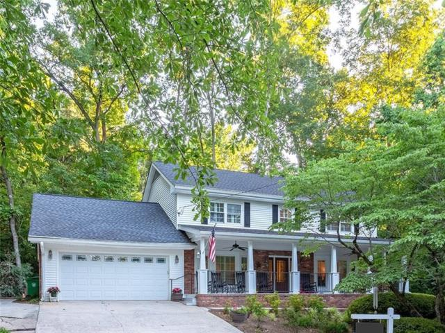 3957 Edenton Court NE, Brookhaven, GA 30319 (MLS #6021594) :: North Atlanta Home Team