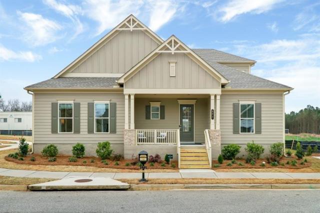 185 Treeside Terrace, Fayetteville, GA 30214 (MLS #6021630) :: The Hinsons - Mike Hinson & Harriet Hinson