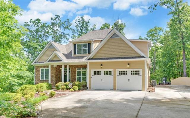 30 Buckeye Ridge W, Dahlonega, GA 30533 (MLS #6021641) :: RE/MAX Paramount Properties