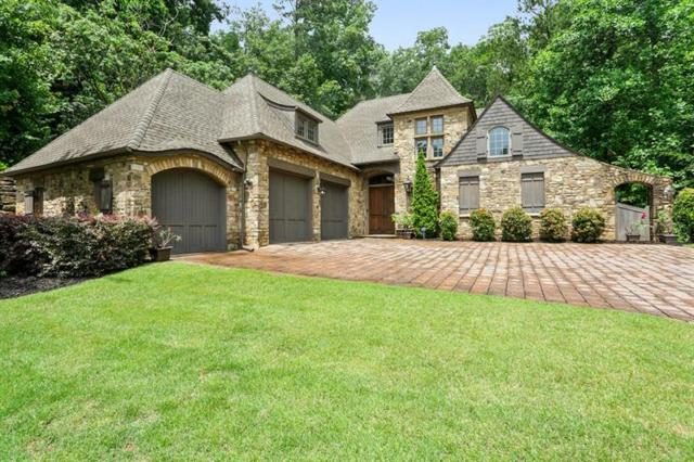 7080 NW Canonbury Place NW, Sandy Springs, GA 30328 (MLS #6021792) :: North Atlanta Home Team