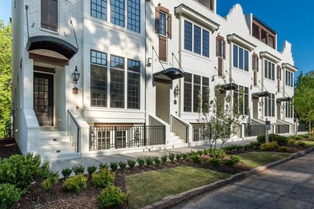 132 Northern Avenue #4, Decatur, GA 30030 (MLS #6021853) :: RE/MAX Prestige