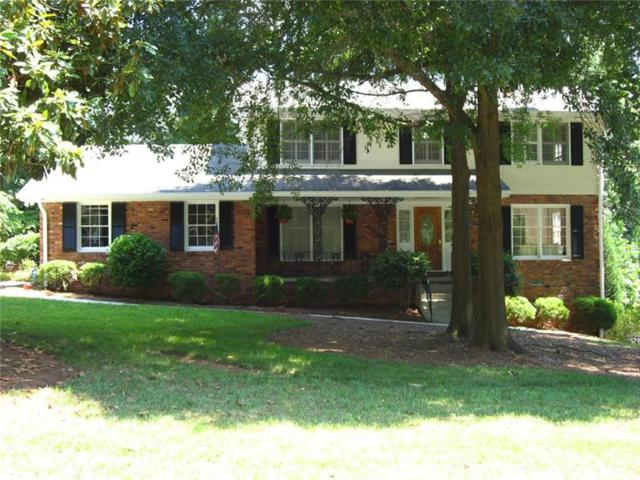 4948 Springfield Drive, Dunwoody, GA 30338 (MLS #6022012) :: RCM Brokers