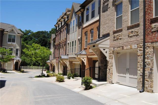 261 Goodson Way NW #261, Atlanta, GA 30309 (MLS #6022113) :: Iconic Living Real Estate Professionals