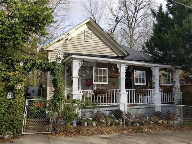 72 Chester Avenue SE, Atlanta, GA 30316 (MLS #6022218) :: RE/MAX Paramount Properties