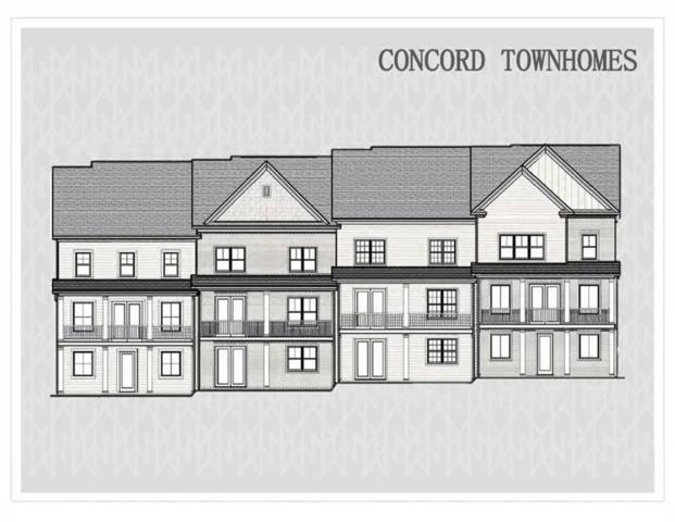 440 Banbury Crossing, Alpharetta, GA 30009 (MLS #6022236) :: RE/MAX Paramount Properties