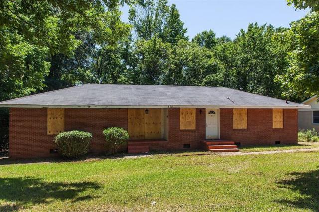 875 Commodore Drive NW, Atlanta, GA 30318 (MLS #6022294) :: North Atlanta Home Team