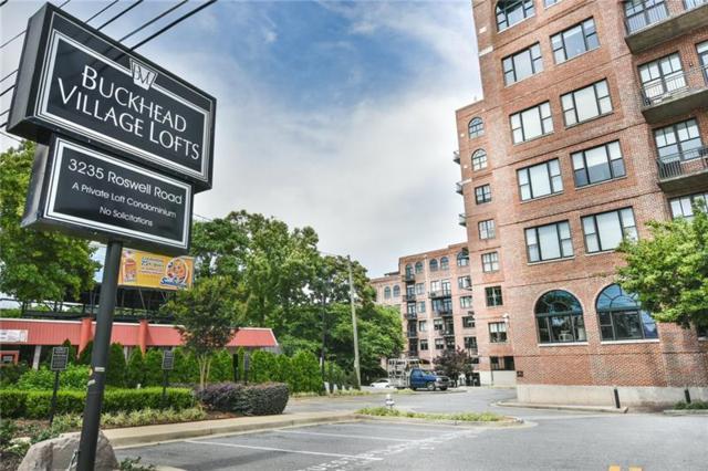 3235 Roswell Road NE #401, Atlanta, GA 30305 (MLS #6022308) :: North Atlanta Home Team