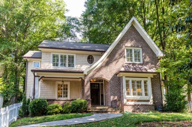 572 E Wesley Road NE, Atlanta, GA 30305 (MLS #6022470) :: North Atlanta Home Team
