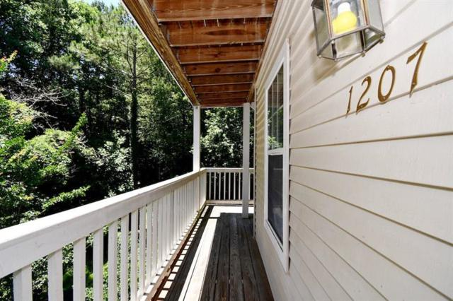 1207 Gettysburg Place, Sandy Springs, GA 30350 (MLS #6022505) :: North Atlanta Home Team