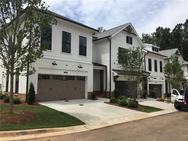 338 Bailey Walk, Alpharetta, GA 30009 (MLS #6022609) :: RE/MAX Paramount Properties
