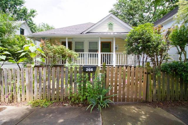 266 Iswald Street, Atlanta, GA 30316 (MLS #6022631) :: RE/MAX Paramount Properties