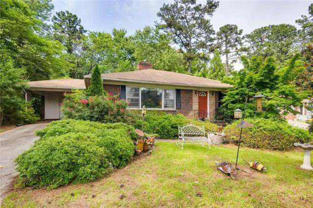 390 Hilderbrand Drive, Sandy Springs, GA 30328 (MLS #6022861) :: The Cowan Connection Team