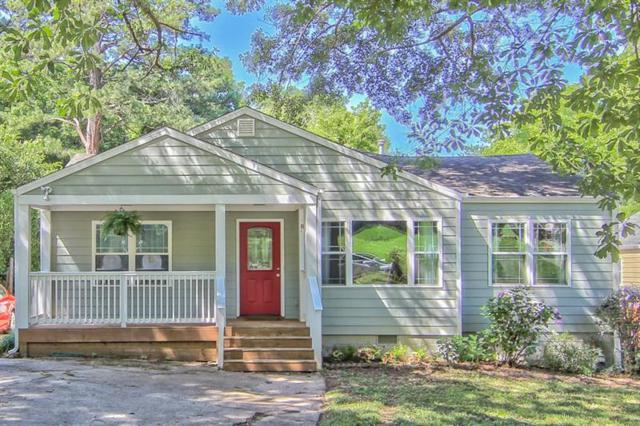 1170 Vista Trail, Atlanta, GA 30324 (MLS #6022897) :: Rock River Realty
