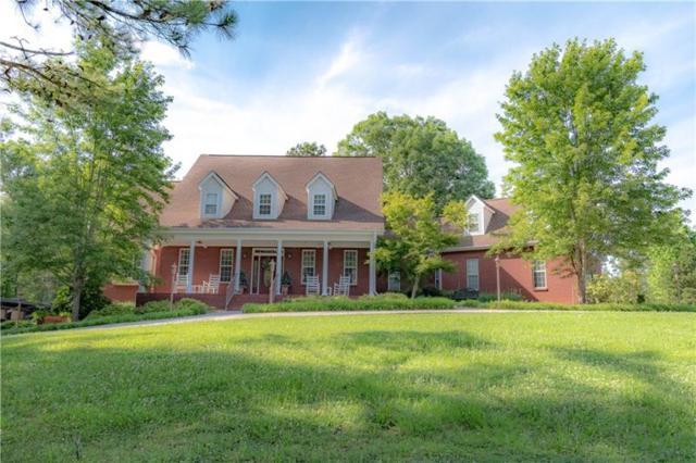 135 Russell Hill Estates Drive NW, Calhoun, GA 30746 (MLS #6022905) :: RE/MAX Paramount Properties