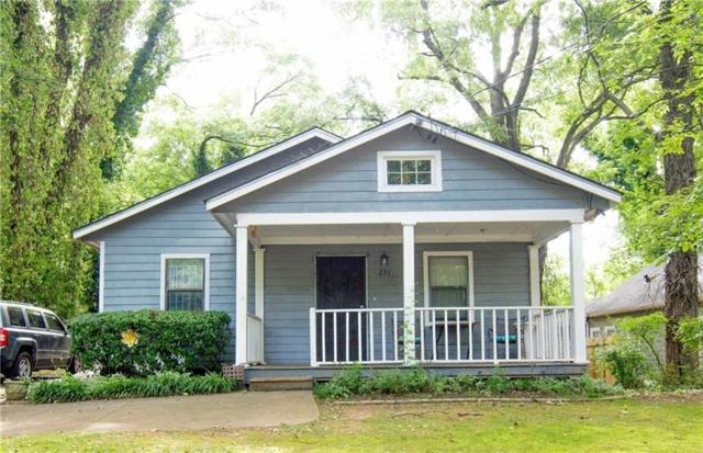 231 Whitefoord Avenue NE, Atlanta, GA 30307 (MLS #6022910) :: North Atlanta Home Team