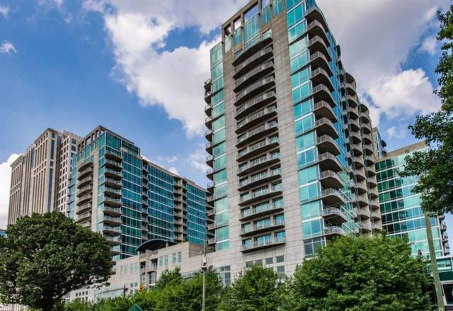 943 Peachtree Street NE #1801, Atlanta, GA 30309 (MLS #6022995) :: North Atlanta Home Team