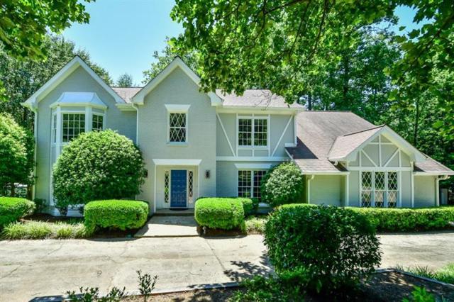 100 Breakwater Circle, Sandy Springs, GA 30328 (MLS #6023095) :: RE/MAX Paramount Properties