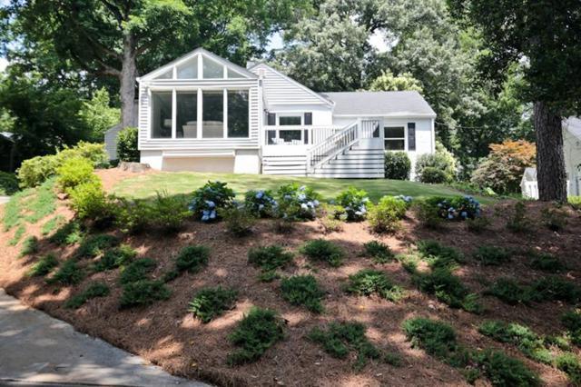 355 N Garden Lane NW, Atlanta, GA 30309 (MLS #6023127) :: RE/MAX Paramount Properties