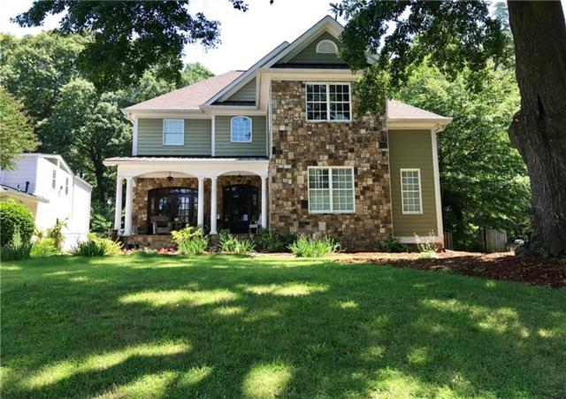 2577 NE Ashford Road NE, Brookhaven, GA 30319 (MLS #6023145) :: North Atlanta Home Team