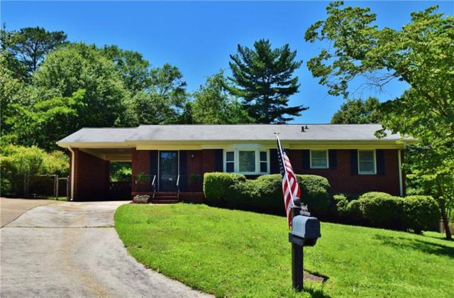 486 Holly Place, Gainesville, GA 30501 (MLS #6023173) :: RE/MAX Paramount Properties