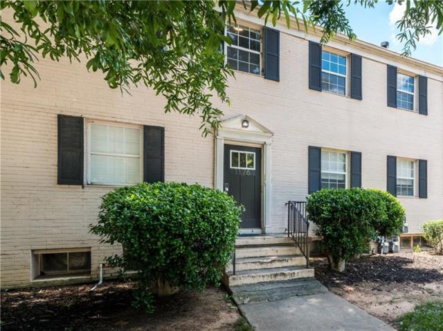 1176 Church Street #4, Decatur, GA 30030 (MLS #6023280) :: North Atlanta Home Team