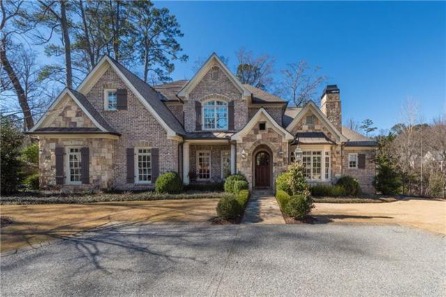 3808 Ivy Road NE, Atlanta, GA 30342 (MLS #6023304) :: North Atlanta Home Team