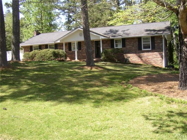 2820 Princeton Lane, Marietta, GA 30062 (MLS #6023419) :: Kennesaw Life Real Estate