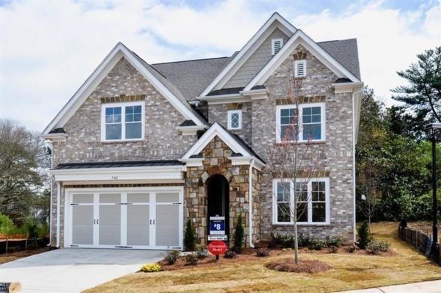745 Harris Walk Lane, Alpharetta, GA 30009 (MLS #6023455) :: North Atlanta Home Team