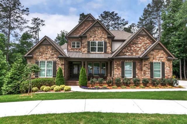 3040 Bloxley Court, Roswell, GA 30075 (MLS #6023521) :: The Hinsons - Mike Hinson & Harriet Hinson