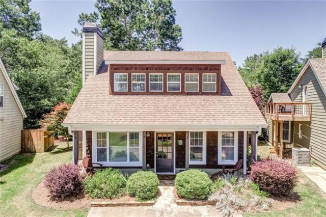 210 Lakeside Drive, Waleska, GA 30183 (MLS #6023534) :: North Atlanta Home Team