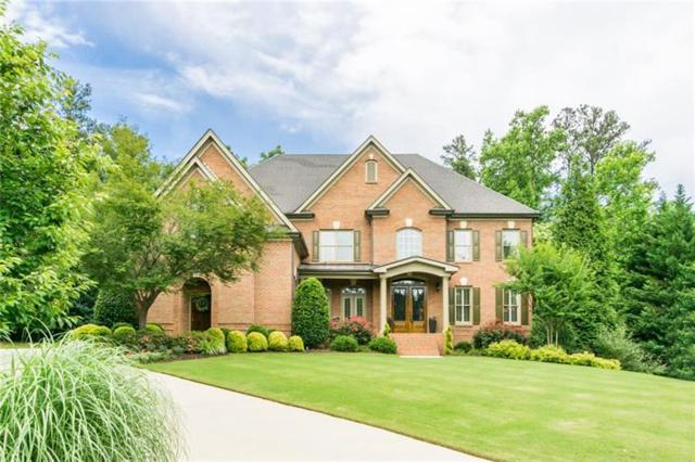12815 Oak Falls Drive, Alpharetta, GA 30009 (MLS #6023618) :: North Atlanta Home Team