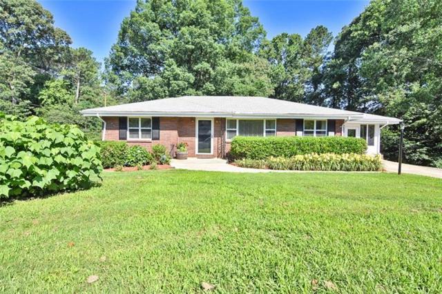 3550 Westbrook Drive SE, Smyrna, GA 30082 (MLS #6023687) :: North Atlanta Home Team