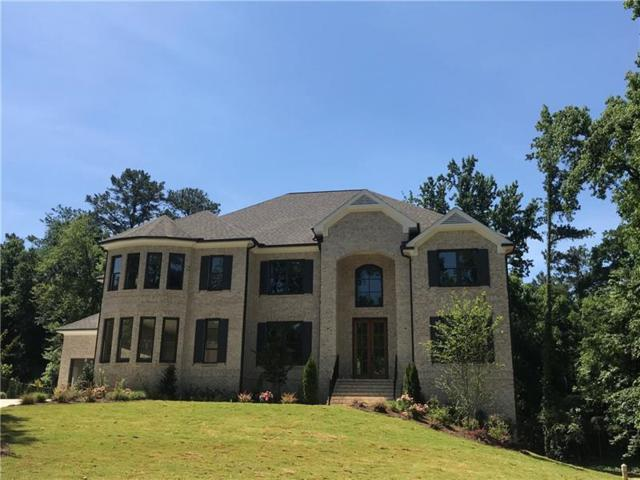 4090 N Clubland Drive NE, Marietta, GA 30068 (MLS #6023733) :: Carr Real Estate Experts