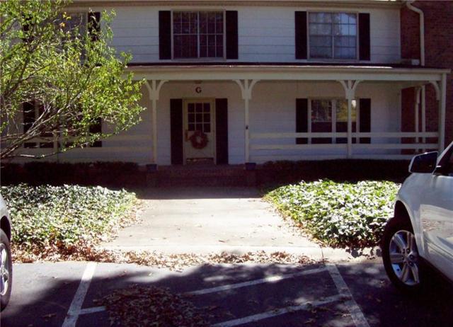 3825 Lavista Road G-3, Tucker, GA 30084 (MLS #6023748) :: RE/MAX Paramount Properties