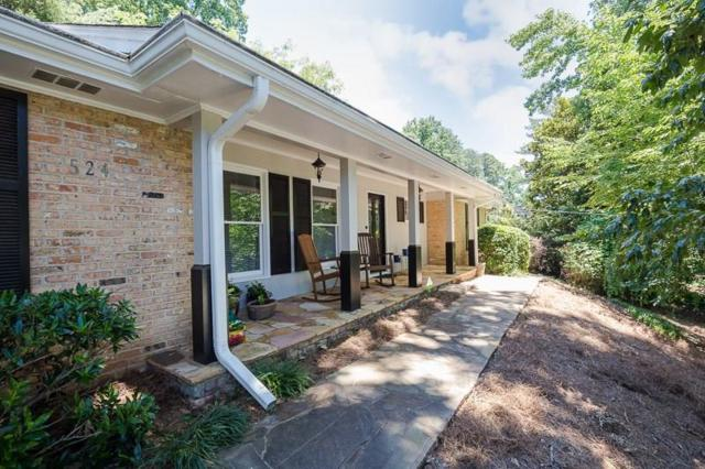 524 Colewood Way, Atlanta, GA 30328 (MLS #6023773) :: Iconic Living Real Estate Professionals
