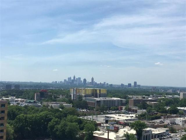 3324 Peachtree Road NE #1806, Atlanta, GA 30326 (MLS #6023803) :: North Atlanta Home Team