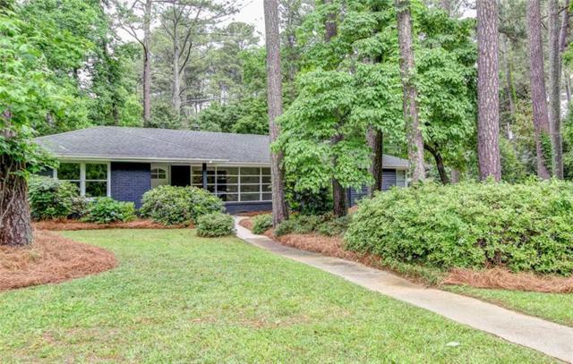 2762 Whispering Pines Drive, Decatur, GA 30033 (MLS #6023853) :: RE/MAX Paramount Properties