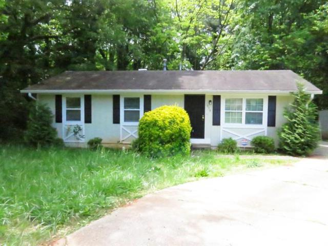 1678 Liberty Valley, Decatur, GA 30032 (MLS #6023995) :: RE/MAX Paramount Properties