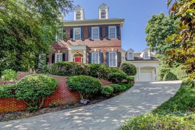 4525 Crestwicke Pointe, Atlanta, GA 30319 (MLS #6024027) :: RE/MAX Paramount Properties