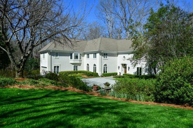 1271 Heards Ferry Road, Atlanta, GA 30328 (MLS #6024057) :: Iconic Living Real Estate Professionals