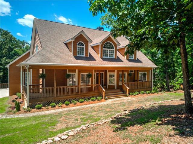 160 Buckeye Ridge E, Dahlonega, GA 30533 (MLS #6024081) :: RE/MAX Paramount Properties