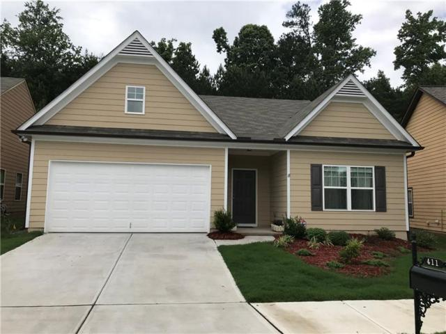 411 Trail Finders Way, Canton, GA 30114 (MLS #6024098) :: Path & Post Real Estate